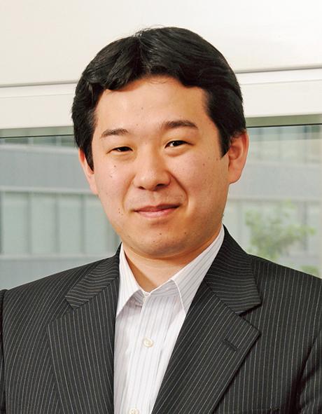 三菱商事株式会社 主計部 IFRSプロジェクトチーム 目黒 太輔