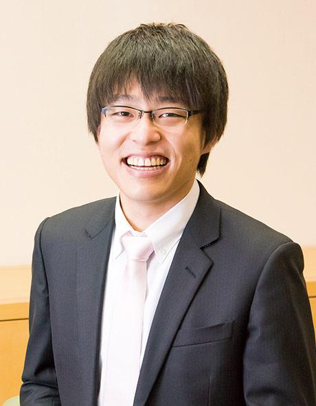日本トラスティ・サービス信託銀行株式会社 事務企画部 業務企画チーム 徳山 勇樹