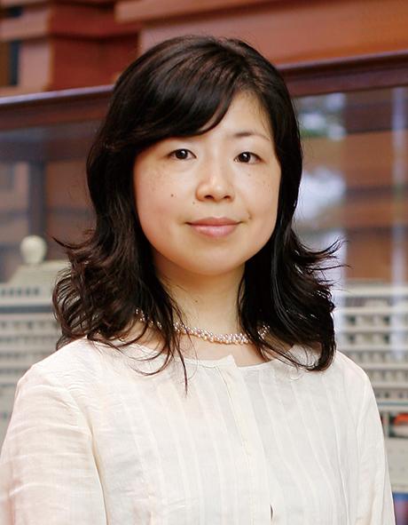 日本郵船株式会社 企画グループ 海運政策チーム 松本 恵理子
