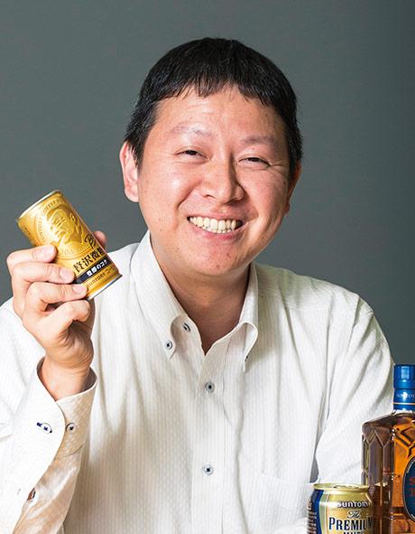 サントリービジネスエキスパート株式会社 ビジネスシステム本部 経理センター 黒田 和哉