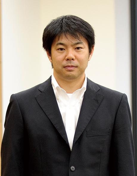 住友商事株式会社 主計部 部長代理 決算管理チーム 濱崎 泰輔