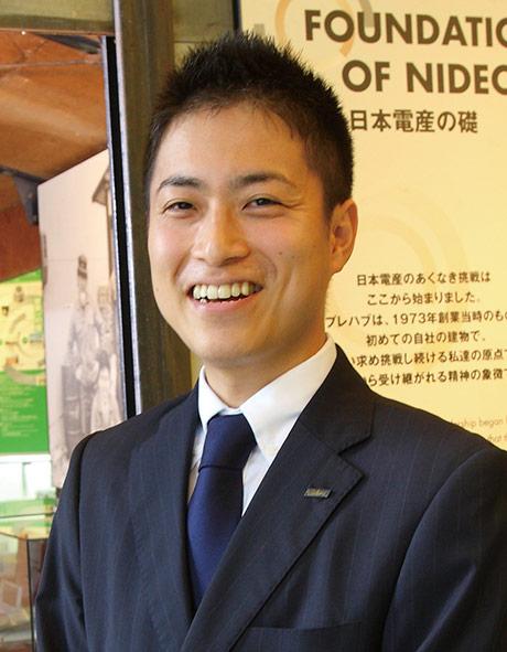 日本電産株式会社 CFO戦略室 吉識 健一郎