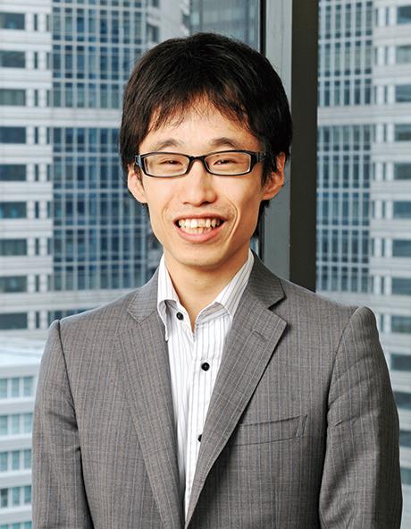 三井物産株式会社 経理部 会計基準室 内橋 孝