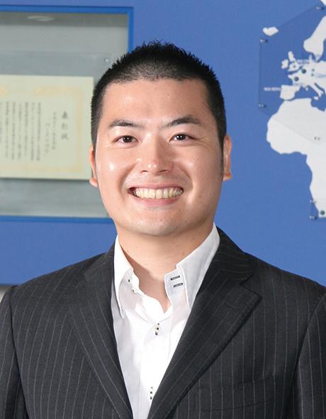 日本ガイシ株式会社 財務部 主計グループ 主任 猪口 英雄