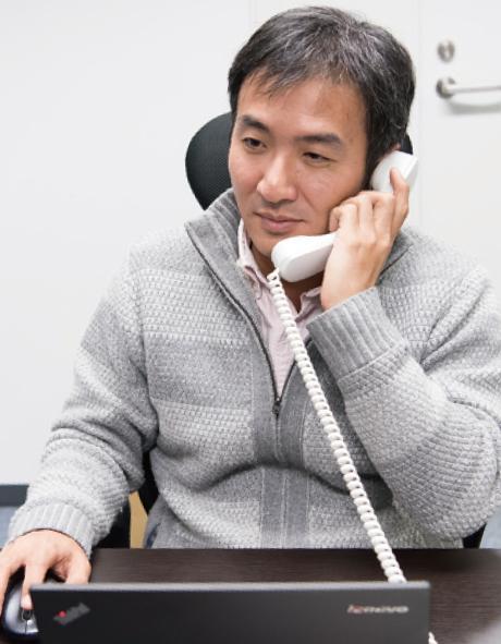 株式会社ラクーン 取締役 財務担当副社長  今野 智