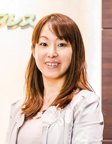 株式会社近鉄エクスプレス 経理部 主事 佐野 宏江