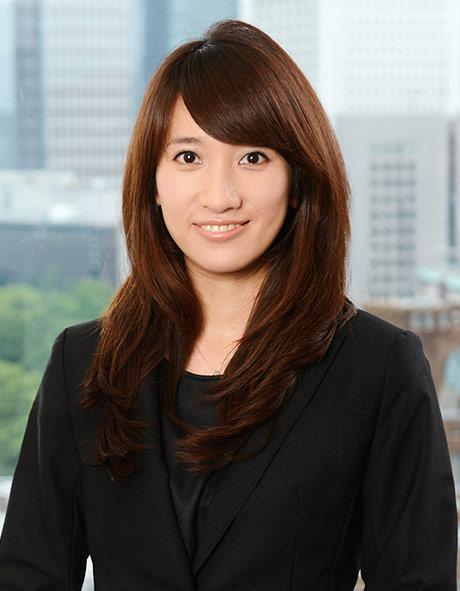 新日本有限責任監査法人 第1事業部 日本公認会計士協会準会員 五十嵐 舞
