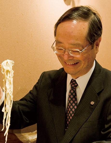 日本公認会計士協会 前会長(現相談役) 増田 宏一