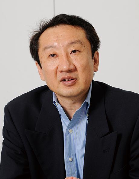 双日株式会社 主計部 部長 櫛引 雅亮