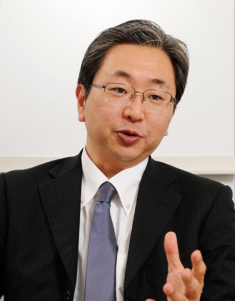 楽天株式会社 経理部 常務執行役員 経理部担当役員 廣瀬 研二