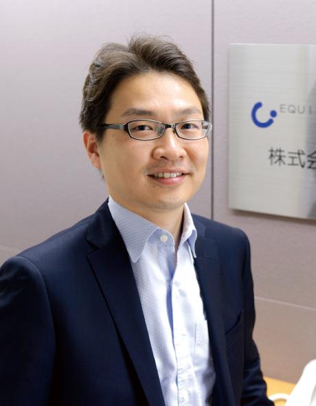 株式会社エプコ 代表取締役 COO 吉原 信一郎
