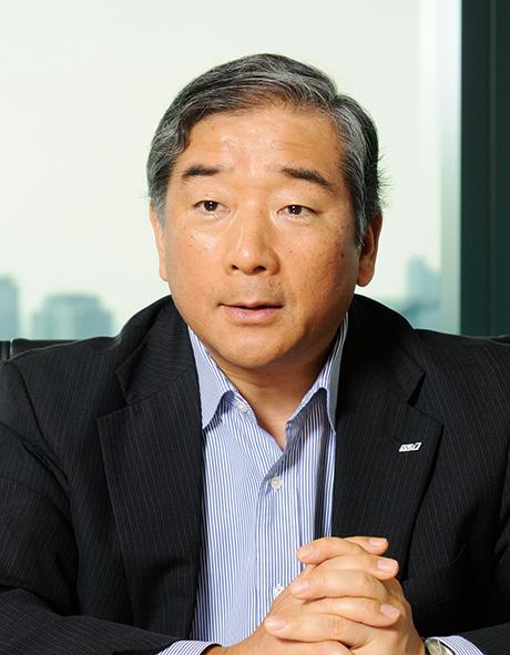 全日本空輸株式会社 財務部 常務取締役執行役員 殿元 清司