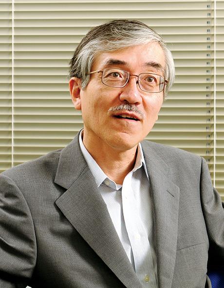 三井物産株式会社 執行役員 CFO補佐兼経理部長 松原 圭吾