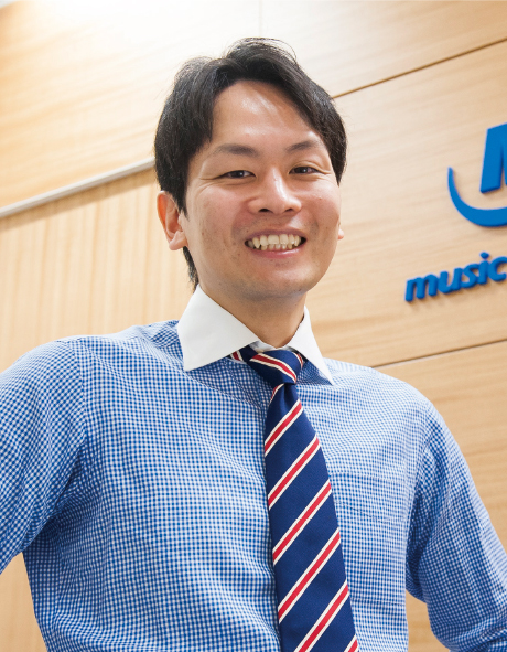ミュージックセキュリティーズ株式会社 取締役管理部長 讃岐 邦正
