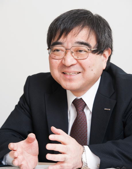 旭化成株式会社 経営管理部/財務部 上席執行役員 根井 伸一朗