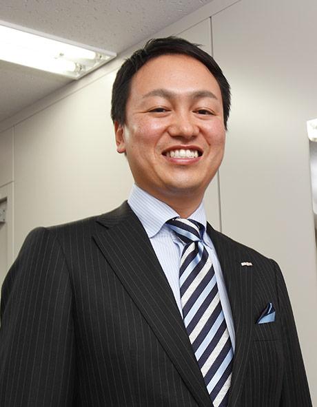 株式会社エディオン 常務取締役管理本部長 兼 財務経理統括部長 麻田 祐司