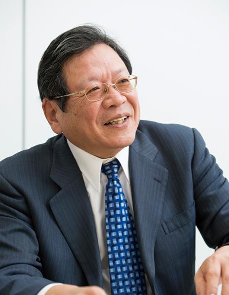 株式会社クラレ 執行役員 経理・財務本部長 前田 公平