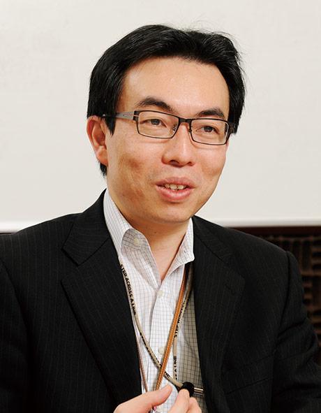 株式会社VOYAGE GROUP ファイナンス本部 取締役CFO 永岡 英則