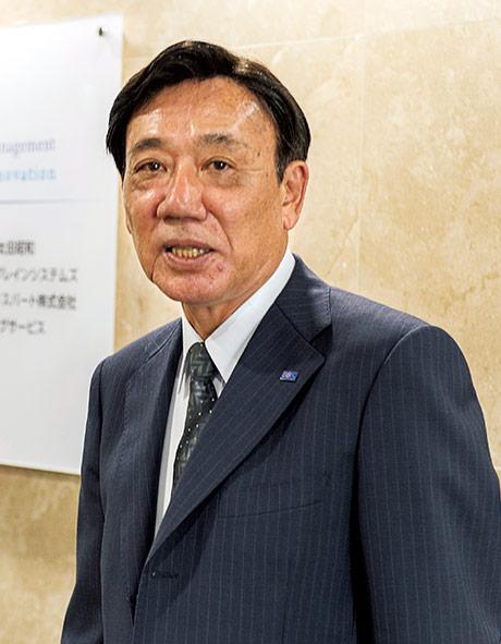株式会社ビジネスブレイン太田昭和 代表取締役社長 石川 俊彦