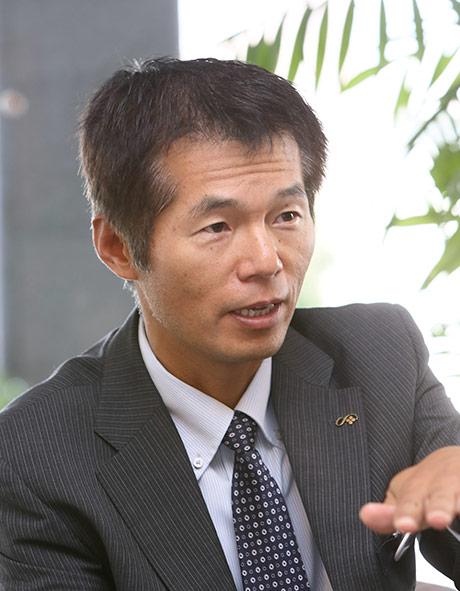 株式会社ダスキン 経理部 部長 内藤 秀幸