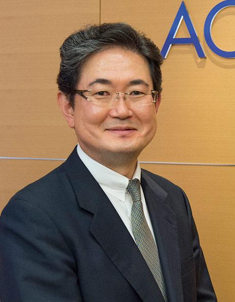 株式会社ACCESS 代表取締役社長 最高経営責任者 室伏 伸哉