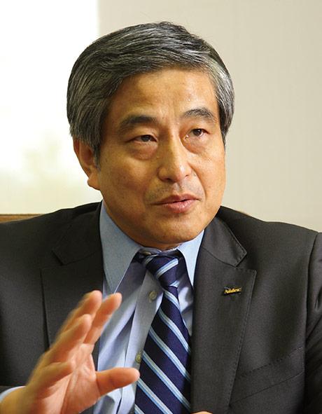日本電産株式会社 取締役 専務執行役員(CFO) 吉松 加雄
