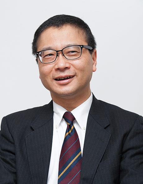 株式会社UKCホールディングス 経理部 経理部門長兼経理部長 松浦 満矢