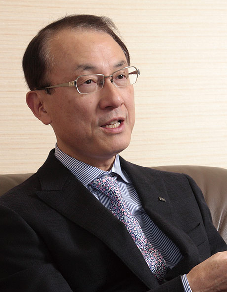 株式会社GSユアサ 取締役 理財部長 中川 敏幸