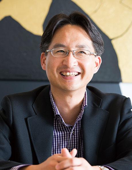 マネックスグループ株式会社 経営管理部 執行役員 経営管理部長 蓮尾 聡