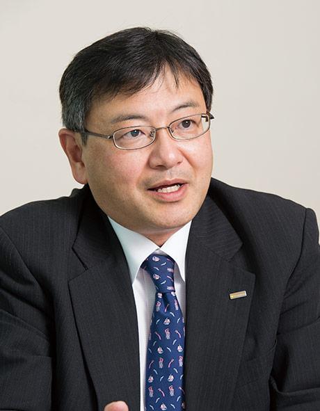 NTTコミュニケーションズ株式会社 財務部 財務部長 中村 徹太郎