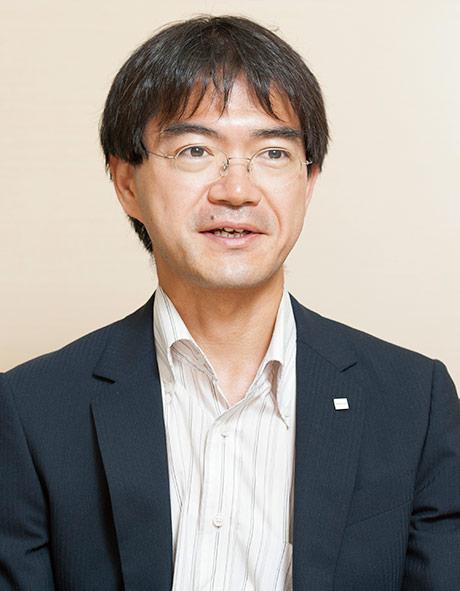 株式会社リコー コーポレート統括本部 グローバルビジネスサポートセンター コーポレートコントロール部 部長 菊田 裕司