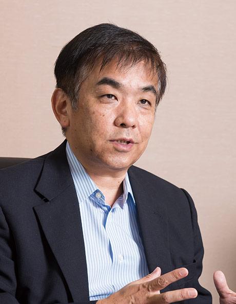 住友不動産株式会社 財務部 取締役 財務部長 坂本 善信