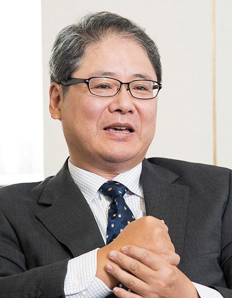 日本トラスティ・サービス信託銀行株式会社 執行役員 事務企画部長 田辺 正人