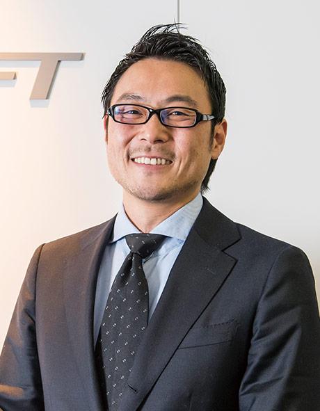 株式会社SHIFT 取締役CFO 兼  経営管理本部 本部長 福元 啓介