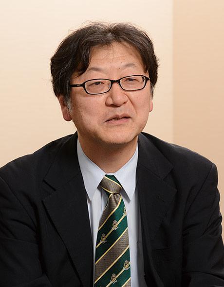 株式会社ニチレイ 経理部 経理部長 安田 一彦