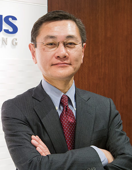 株式会社プルータス・コンサルティング 代表取締役 中嶋 克久
