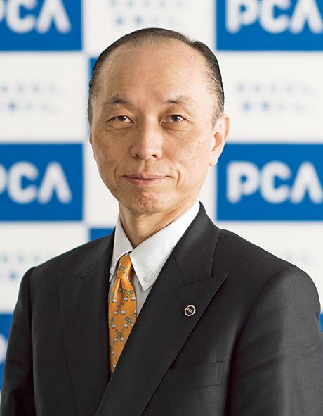 ピー・シー・エー株式会社 代表取締役社長 CEO 水谷 学
