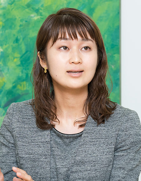 太陽有限責任監査法人 東日本監査部 中田 陽子