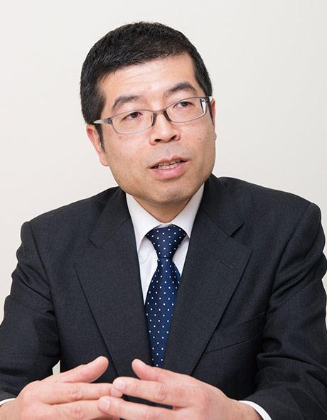 株式会社モスストアカンパニー 総合サポート部 部長 高橋 淳一