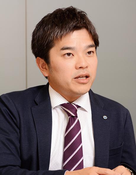 株式会社ミロク情報サービス 経理財務グループ 経理財務グループ長 課長 古田 涼