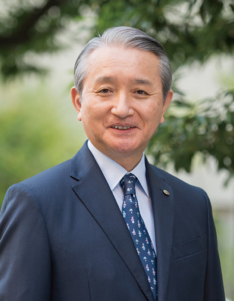 日本公認会計士協会 前会長(現相談役) 森 公高