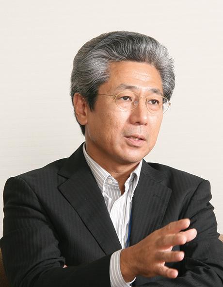 日本ガイシ株式会社 取締役 常務執行役員 財務部長 坂部 進氏