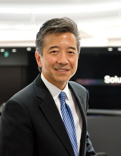 日本アイ・ビー・エム株式会社 営業担当 取締役 専務執行役員 ポール 与那嶺
