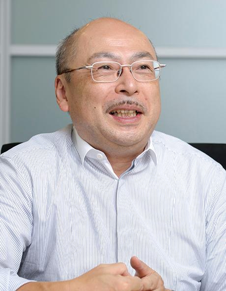 株式会社商船三井 経理部長兼 新会計システムプロジェクトグループリーダー 堀口 英夫氏