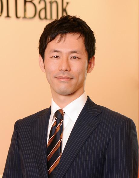 ソフトバンクグループ株式会社 内部監査室 マネージャー 公認会計士 石川 祐介