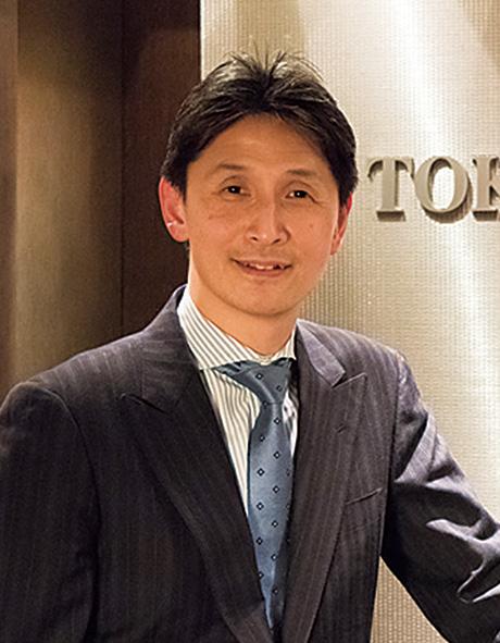 東京共同会計事務所 代表パートナー 内山 隆太郎