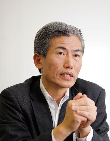 住友生命保険相互会社 経理部 経理部長 寺﨑 啓介