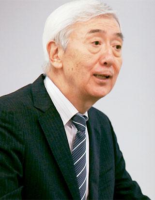 IFAC・JICPA元会長 藤沼亜起