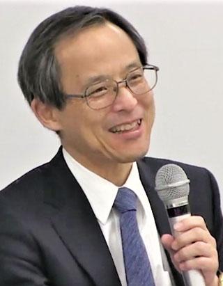 金融庁総務企画局長 池田唯一