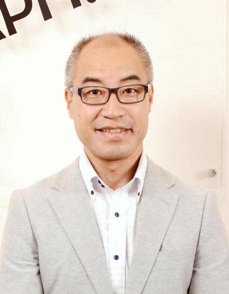 株式会社グラフィコ 管理部長 公認会計士 阿曾 友淳
